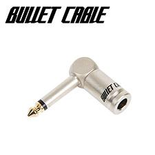 <font color=#262626>Bullet Slug 케이블용 솔더레스 플러그 / Slug Patch Angle Plug (BC-SLA)</font>