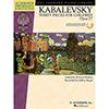카발레프스키 - 어린이를 위한 30곡의 소품집 (온라인 음원 포함)<br>Kabalevsky - Thirty Pieces for Children, Op. 27 [00296753]