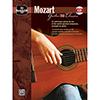 모차르트 핑거스타일 기타 악보 (CD 포함)<br>Mozart - Basix® Guitar TAB Classics: Mozart [00-22633]