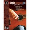 스캇 조플린 핑거스타일 기타 악보 (CD 포함)<br>Joplin - Basix® Guitar TAB Classics: Joplin [00-22640]