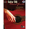 클래식 테마 핑거스타일 기타 악보 (CD 포함)<br>Basix® Guitar TAB Classical Favorites [00-25794]