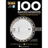 밴조 교본 (온라인 음원 포함)<br>100 Banjo Lessons [00199143]