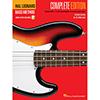 할 레오나드 베이스 교본 (온라인 음원 포함)<br>Hal Leonard Bass Method - Complete Edition [00695074]