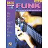 펑크 베이스 악보집 (온라인 음원 포함)<br>Funk (Bass Play-Along) [00699680]