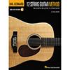 12현 기타 교본 (온라인 음원 포함)<br>Hal Leonard 12-String Guitar Method [00249528]