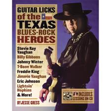 <font color=#262626>GUITAR LICKS OF THE TEXAS BLUES ROCK HEROES(00331414)</font>