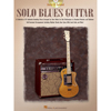 SOLO BLUES GUITAR (00699719)