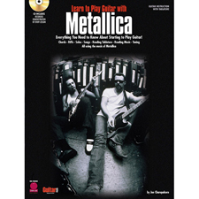 <font color=#262626>Learn To Play Guitar With Metallica (02500138)</font>