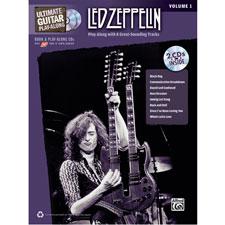 <font color=#262626>Led Zeppelin - Ultimate Guitar Play-Along, Volume 1 (00-32422)</font>