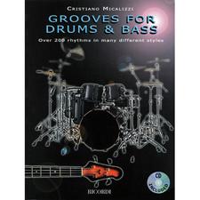 <font color=#262626>Grooves For Drums & Bass (50486066)</font>