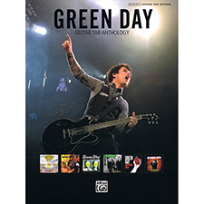 <font color=#262626>Green Day - Guitar Tab Anthology<br>그린 데이 기타TAB 악보집 [00701720]</font>