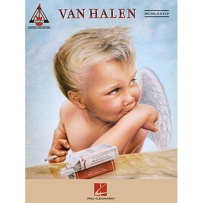 Van Halen - 1984<br>밴 헤일런 기타TAB 악보집 (00700092)