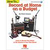저렴한 비용으로 홈레코딩 하기 (온라인 음원 포함)<br>How To Record At Home On A Budget [00131211]