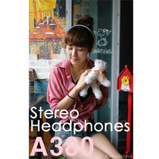 <font color=#262626>[스페셜상품]COCO A380 슬립 헤드폰 </font>