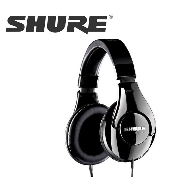 SHURE 헤드폰 (SRH-240A)
