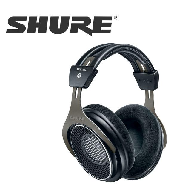 SHURE SRH-1840 헤드폰
