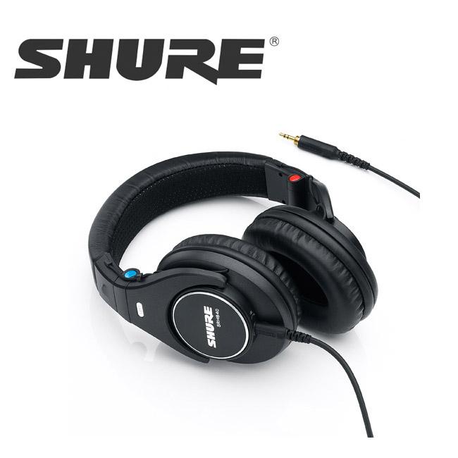 SHURE 헤드폰 (SRH-840)
