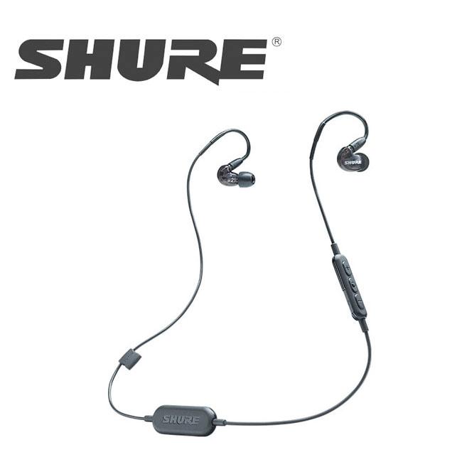 SHURE SE-215-BT1 / 블루투스 이어폰 (Black)