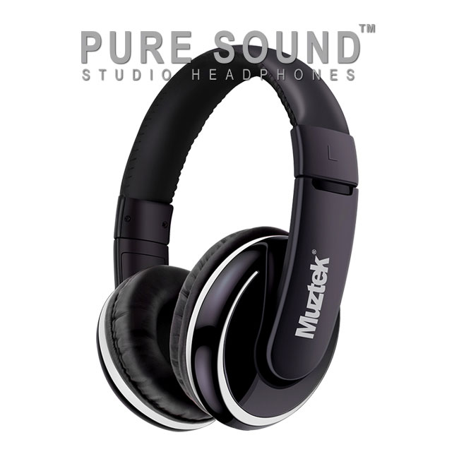 [Just Get It! Item]Muztek Pure Sound 헤드폰(PSH99)
