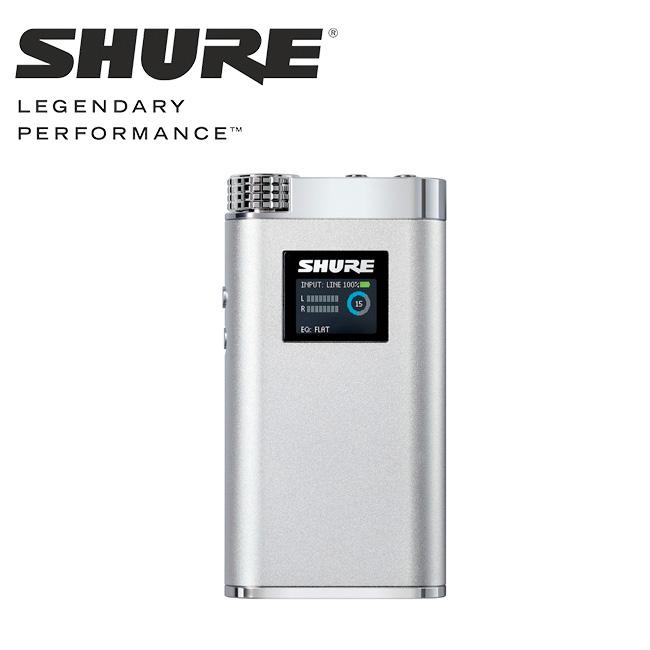 SHURE SHA900 포터블 헤드폰 앰프
