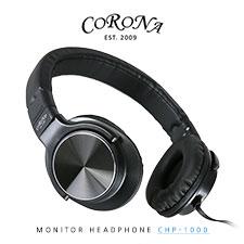 <font color=#262626>Corona Monitor Headphone / 코로나 모니터 헤드폰 (CHP-1000)</font>