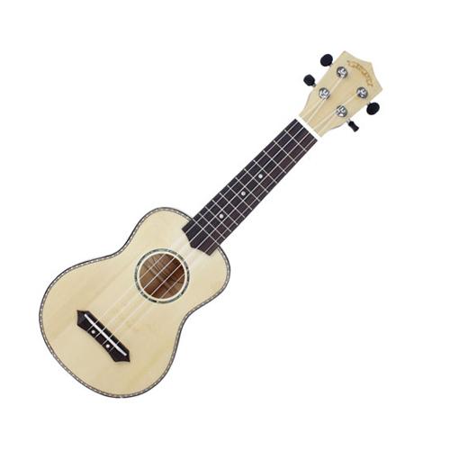 Leolani S-Bamboo Soprano / 레오라니 뱀부 아치백 소프라노 우쿨렐레 (S1353BMA-B)