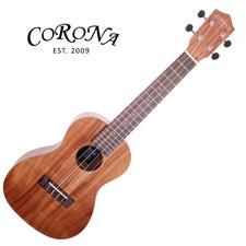 <font color=#262626>(중급용 우쿨렐레)Corona KOA-330 Concert 콘서트바디</font>