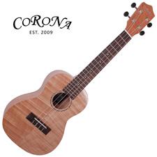 <font color=#262626>(중급용 우쿨렐레)Corona UKC-430 Concert 콘서트바디</font>