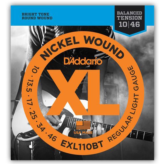 Daddario EXL110BT (010-046) 다다리오 일렉기타줄