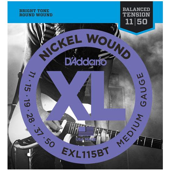 Daddario EXL115BT (011-050) 다다리오 일렉기타줄