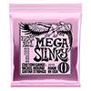 Ernieball - Nickel Wound Mega Slinky / 어니볼 일렉기타 스트링 010.5-048 (P02213)