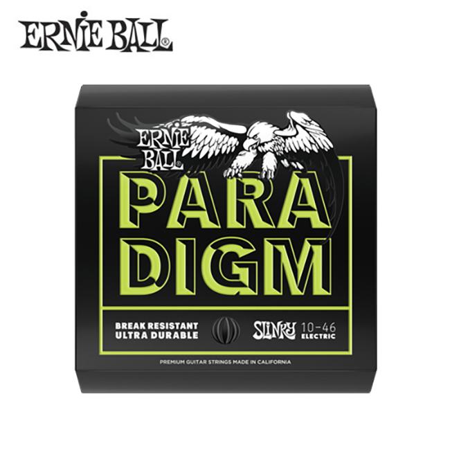 ErnieBall - Paradigm Regular Slinky / 어니볼 일렉기타 스트링 010-046 (P02021)