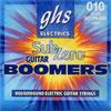 GHS Boomers Sub-Zero 일렉기타줄 (게이지 선택)