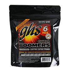 GHS Boomers GBL (010-046) / 6 Set Pack 일렉기타줄