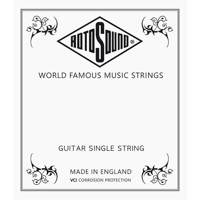 RotoSound CUSTOM NICKEL SINGLE STRING / 011 게이지 낱줄 (NP011)