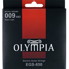 Olympia EGS-850 일렉기타줄(009-042)