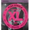 Daddario Flex Steels EFX170 (045-100) 다다리오 베이스기타줄
