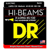 DR Hi Beam Stainless Round core Long Scale 베이스줄 LMR5-130 (045-130)
