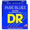 DR Quantum nickel/Round core PURE BLUES PB5 45-130