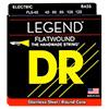 DR Legend Flat Wound Stainless 5st Bass String / 플랫와운드 베이스 스트링 5현 45-125 (FL5-45)