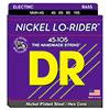 DR Lo Rider Nickel 베이스줄 NMH-45 (045-105)