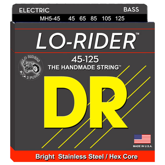 DR Lo Rider Stainless 5현 MH5-45 (045-125)