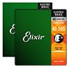 Elixir Bass NANOWEB Medium 5현 (045-130) TW-Taper Core [14077]+[15432] 엘릭서 나노웹 베이스기타줄
