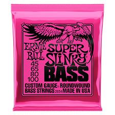 Ernieball - Nickel Wound Super Slinky Bass / 어니볼 베이스 스트링 045-100 (P02834)