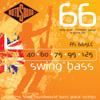 RotoSound SWING BASS / 5현 스테인레스 라운드 와운드 베이스스트링 040-125 (RS665LC)