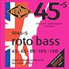 RotoSound ROTO BASS 5-ST / 로토사운드 5현 베이스스트링 045-130 (RB45-5)