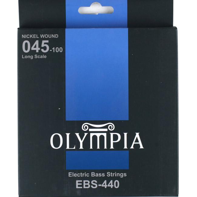 Olympia EBS-440 베이스 기타 스트링 (Nickel Wound)