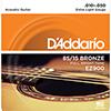 Daddario EZ900 (010-050) 다다리오 통기타줄