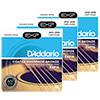 Daddario NY EXP16 3팩 (012-053) 다다리오 통기타줄 3팩 묶음상품