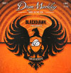 딘마클리 Blackhawk Coated Phosphor Bronze Light / 포스포브론즈 코팅 스트링 011-052 (#8011)